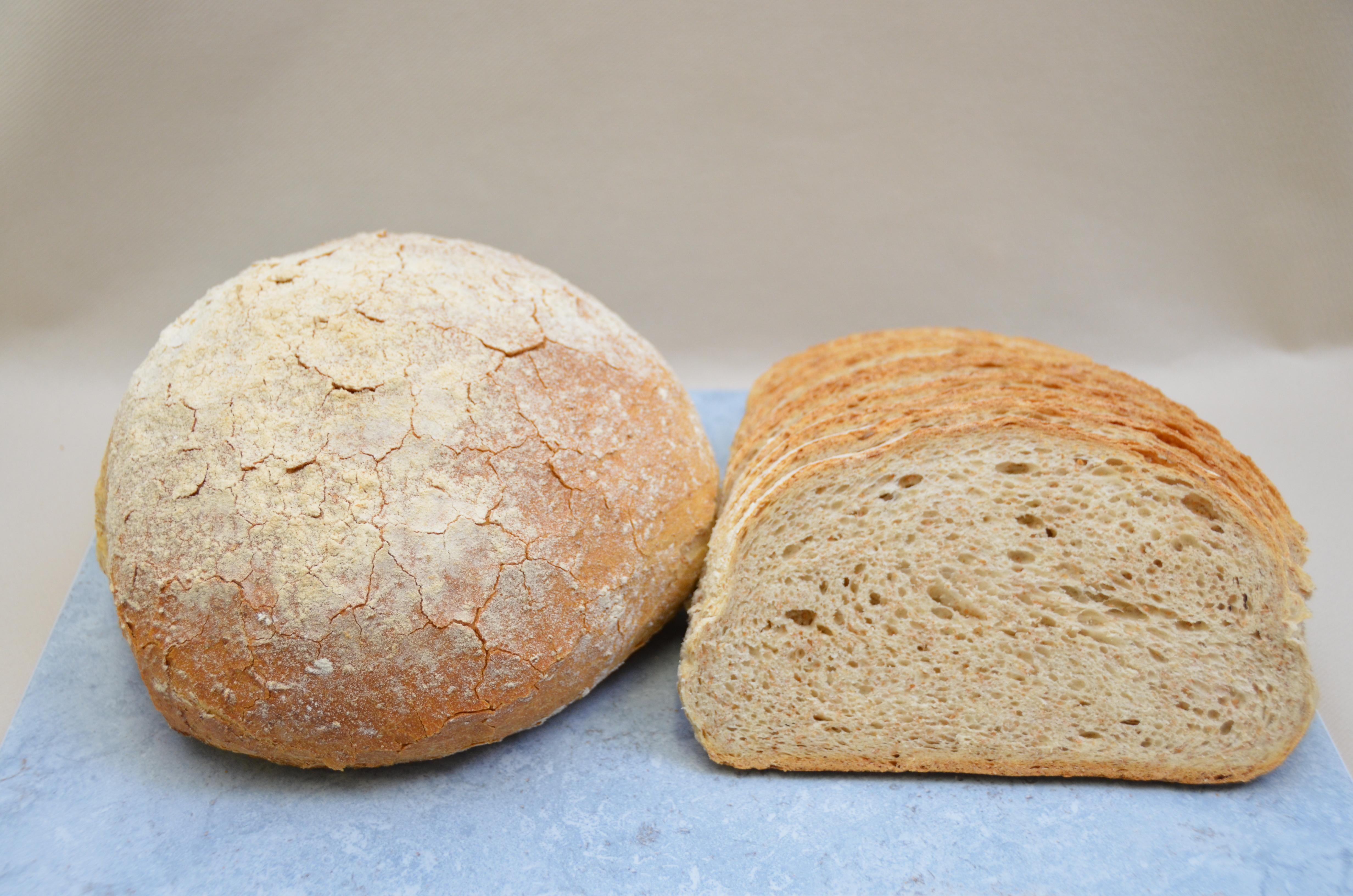 Bruinboeren brood